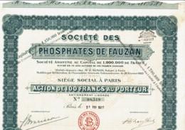 AFRIQUE-PHOSPHATES DE FAUZAN. - Other