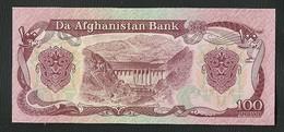 AFGHANISTAN = UN BILLET DE BANQUE DE 100 AFGHANS NEUF - Afghanistan
