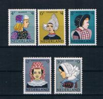 Niederlande 1960 Trachten Mi.Nr. 755/59 Kpl. Satz ** - 1949-1980 (Juliana)