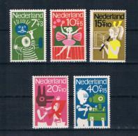 Niederlande 1963 Kinder Mi.Nr. 808/12 Kpl. Satz ** - 1949-1980 (Juliana)