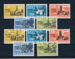 Niederlande 1965 Stadtansichten Mi.Nr. 843/47 Kpl. Satz ** + Gest. - 1949-1980 (Juliana)