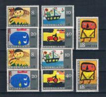Niederlande 1965 Kinder Mi.Nr. 850/54 Kpl. Satz ** + Gest. - 1949-1980 (Juliana)