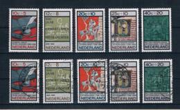 Niederlande 1966 Mi.Nr. 858/62 Kpl. Satz ** + Gest. - 1949-1980 (Juliana)