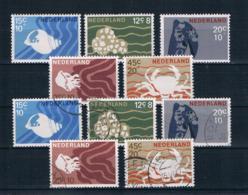Niederlande 1967 Meerestiere Mi.Nr. 873/77 Kpl. Satz ** + Gest. - 1949-1980 (Juliana)