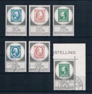 Niederlande 1967 Briefmarken Mi.Nr. 880/82 Kpl. Satz ** + Gest. - 1949-1980 (Juliana)