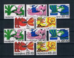 Niederlande 1968 Kinder Mi.Nr. 905/09 Kpl. Satz ** + Gest. - 1949-1980 (Juliana)