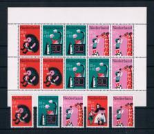 Niederlande 1967 Kinder Mi.Nr. 888/92 Kpl. Satz ** + Block 6 ** - 1949-1980 (Juliana)