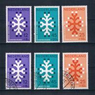 Niederlande 1969 Mi.Nr. 923/25 Kpl. Satz ** + Gestempelt - 1949-1980 (Juliana)
