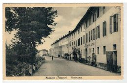 Cartolina Murazzo - Fossano - Panorama - Cuneo