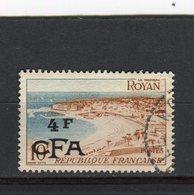 REUNION - Y&T N° 312° - Royan - Gebraucht