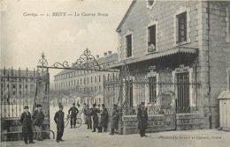 BRIVE LA CASERNE BRUNE LE POSTE DE POLICE - Brive La Gaillarde