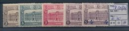 BELGIQUE BELGIUM BELGIE RAILWAY SPOORWEG CF COB TR 170/174 LH - 1923-1941