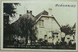 Bléharies Maison Legrain – A 100 Mètrres De La Frontier - Brunehaut