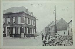Blaton  - Rue Haute - Bernissart