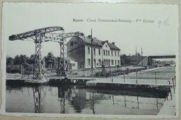Blaton Canal Pommeroeul Antoing 5e Ecluse - Bernissart