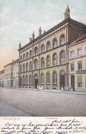 Termonde L'Orphelinat Circulée En 1909 - Dendermonde
