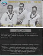 TRINIDAD Et TOBAGO 118CTTC  TTS20 CRIKET SERIE 12 1996 - Trinidad & Tobago