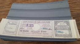 LOT424807 TIMBRE DE FRANCE COLIS POSTAUX DE PARIS NEUF** N°188 VALEUR 55 EUROS - Parcel Post