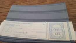 LOT424813 TIMBRE DE FRANCE COLIS POSTAUX DE PARIS NEUF** N°153 VALEUR 22 EUROS - Parcel Post