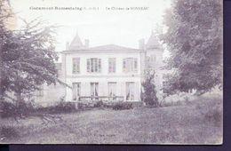 Cocumont Romestaing,le Chateau De Bonneau - Autres Communes