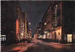 TARANTO Di Notte - Via Federico Di Palma - Farmacia - Insegna Pubblicitaria PHILIPS - 1958 - Taranto