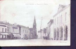 Cocumont , Place De La Mairie - France