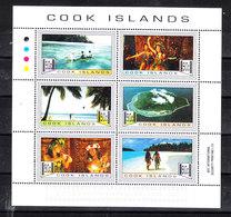 """Cook Isl. - 1994. Rarotonga Wiev. Scene Dal Film """" Il Francobollo Magico """". MNH - Geografia"""