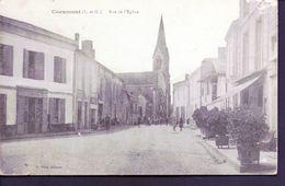 Cocumont , Rue De L'eglise - France