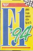 Autosprint 12 1994 Allegato Pocket:F1 '94. - Car Racing - F1