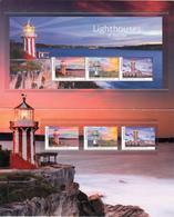 AUSTRALIA 2018 PHARE - LIGHTHOUSE - LEUCHTTURM - VUURTOREN OF SYDNEY STAMP PACK - Lighthouses