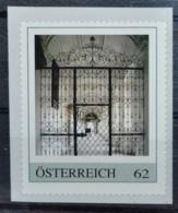 SPECIAL EDITION AUSTRIAN POST - F649 Tor-Abschlussgitter Benediktinerstift St. Lambrecht Stmk, AT 2013 ** - Autriche