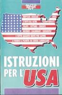 Autosprint 08 1993 Allegato Pocket:istruzioni Per L'USA. - Car Racing - F1