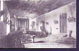 Cocumont ,interieur De L'eglise - France