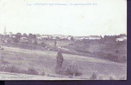 Cocumont ,vue - France