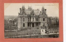 CPA - VIVIER-au-COURT (08)  -Aspect Du Château Camion En 1900 - France