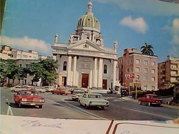 VENEZUELA Basilica De San Pedro Classic AUTO CAR Cinema San Pedro STAMP TIMBRE SELO 0,80 SPORT PAGA TUA IMPUESTO GX5748 - Venezuela