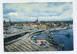 SWEDEN - AK 337926 Stockholm - Sweden