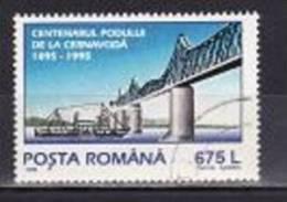 Roumanie 1995 - Yv.no.4268 Oblitere(d) - 1948-.... Republiken