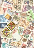 1895-Lot De 50 Grammes De Timbres Sur Fragments, Divers Pays, Voir Note - Timbres