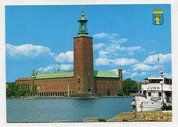 SWEDEN - AK 337930 Stockholm - Stadshuset - Sweden