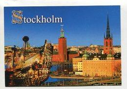 SWEDEN - AK 337931 Stockholm - Sweden