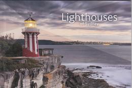 AUSTRALIA 2018 PHARE - LIGHTHOUSE - LEUCHTTURM - VUURTOREN OF SYDNEY PRESTIGE BOOKLET - Lighthouses