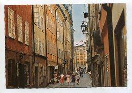 SWEDEN - AK 337935 Stockholm - Gamla Sta'n - Sweden