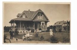 Kalmthout - Villa - Buitenverblijf - Fotokaart Hoelen Kapellen. - Kalmthout