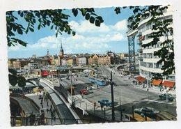 SWEDEN - AK 337938 Stockholm - Slussen - Sweden