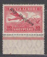 Albania 1927 Airmail Mi#145 Mint Never Hinged - Albania