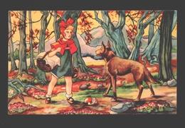 Roodkapje / Le Petit Chaperon Rouge - 1956 - Fairy Tales, Popular Stories & Legends