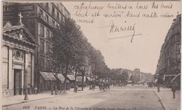 Paris :  La  Rue  D E  La  Chapelle Et  Chapelle  Saint  Denis - Altri