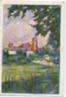 Zigarettenfabrik W. Lande Dresden: Deutschtum Im Ausland, Bild 141: Burg Reuland - Sigarette