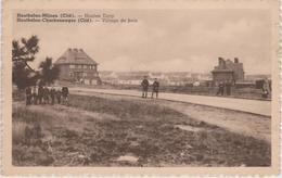 HOUTHALEN-MIJNEN (Cité) Houten Dorp. 1953 - Houthalen-Helchteren